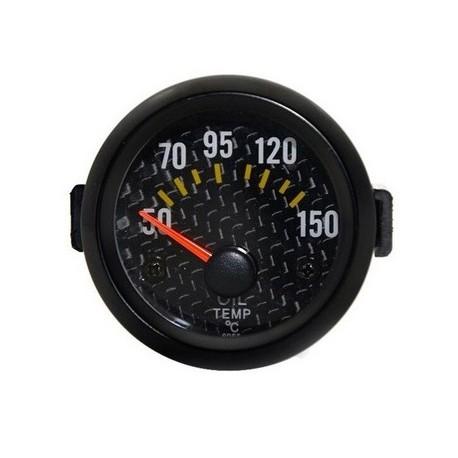 Manometre température d'huile 50 à 150 52mm