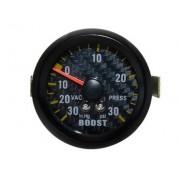 Manometre pression turbo 3B 52mm 12V