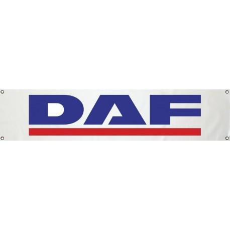 Bannière camion Logo DAF 1300 x 300mm