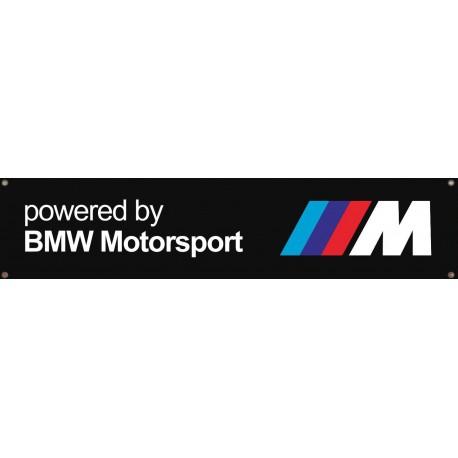 Bannière Bmw Motorsport 1300mm x 300mm