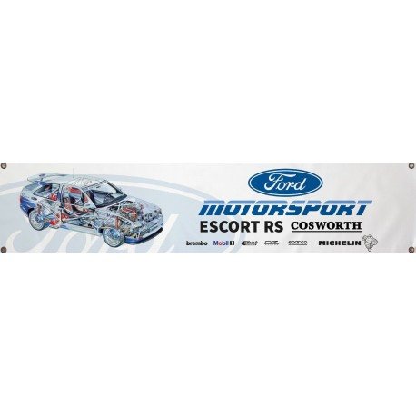 Bannière Ford Racing 1