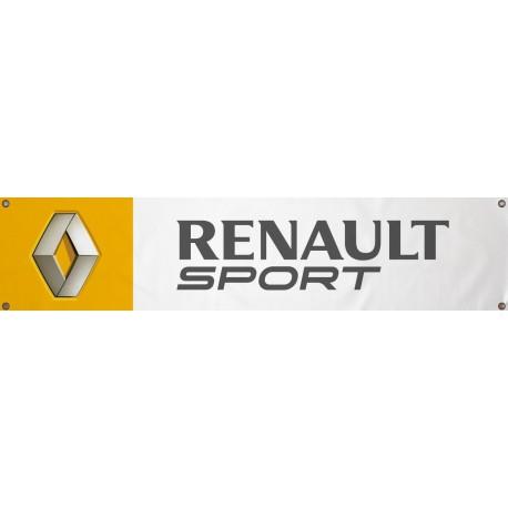 Bannière Renault 1