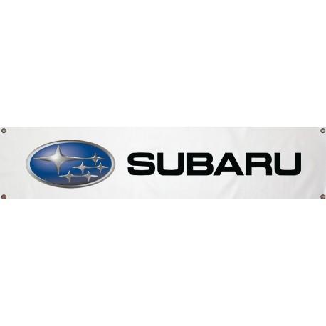 Bannière Subaru 1