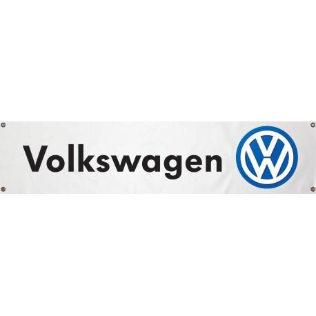 Bannière Volkswagen 1