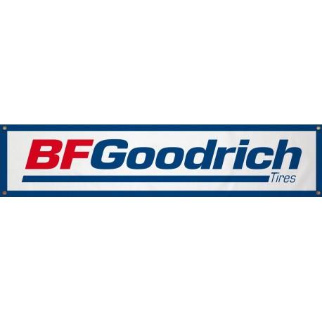 Bannière BF Goodrich 1300mm x 300mm