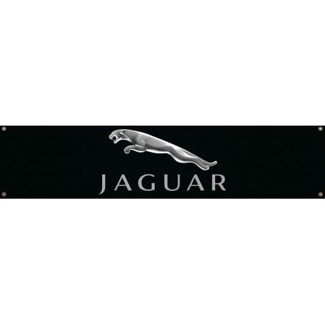 Bannière Jaguar 1300mm x 300mm