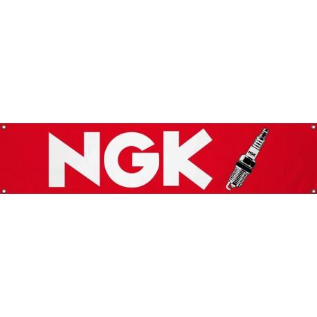 Bannière NGK 1300mm x 300mm