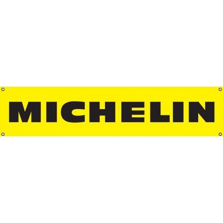 Bannière Michelin 1300mm x 300mm