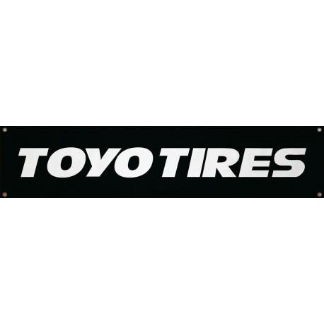 Bannière Toyo Tires 1300mm x 300mm