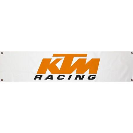 Bannière KTM 1300mm x 300mm