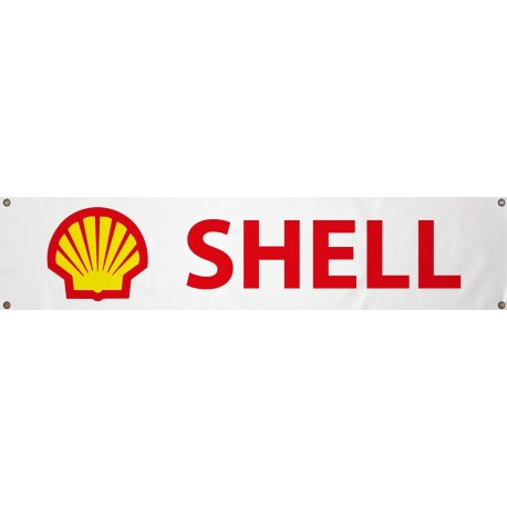 Bannière Shell 1300mm x 300mm