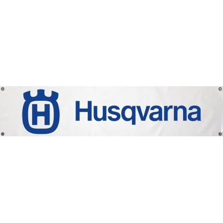 Bannière Husqvarna 1300mm x 300mm