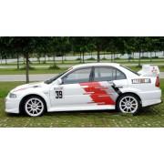 Kit sticker Mitsubishi Lancer
