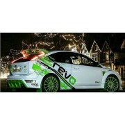 Kit sticker Ford Focus RS 1