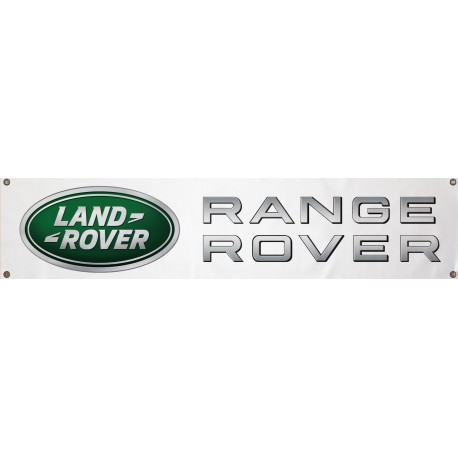 Bannière Range Rover