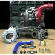 Kit Turbo Garrett Turbo Hybrid GTB 1756VK