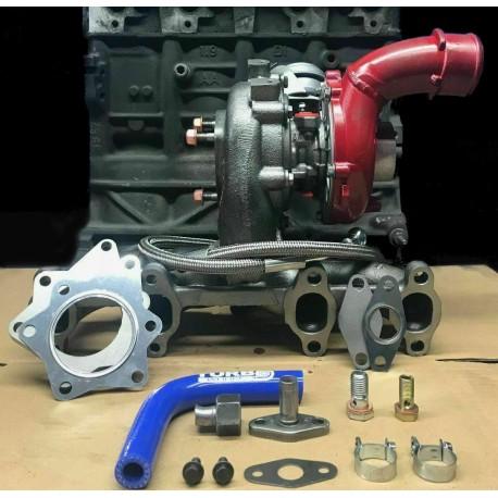 Kit Turbo Garrett Turbo Hybrid GTB 1756VK