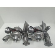 Kit Turbo Garrett Turbo Hybrid GTB 1856V 255ch