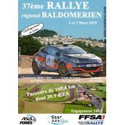 Rallye Baldomérien 2019