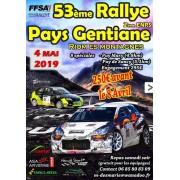 Rallye du Pays Gentiane 2019